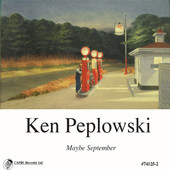 "Ken Peplowski - ""Maybe September"""