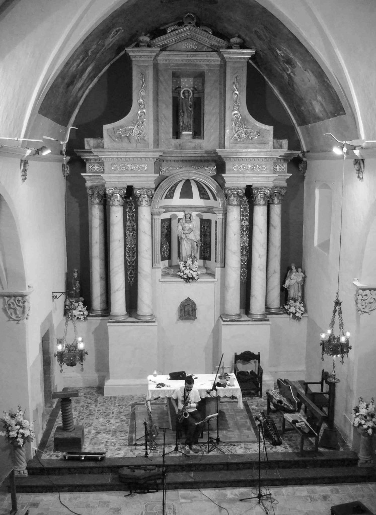 Marcel-li Bayer church