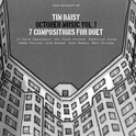 """Tim Daisy - """"October Music Vol1- 7 Compositions for Duet"""""""