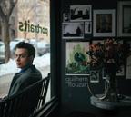 """Guilhem Flouzat - """"Portraits"""""""