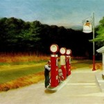 edward hopper gas 1940 maintz