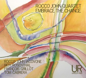 "Rocco John – ""Embrace the Change"""