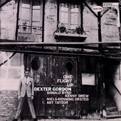 "Dexter Gordon - ""One Flight Up"""