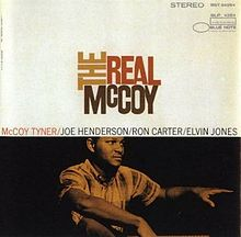 "McCoy Tyner - ""The Real McCoy"""
