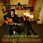 "Josh Maxey - ""Argument for the Blues"""
