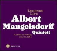 "Albert Mangelsdorff - ""Legends Live"""