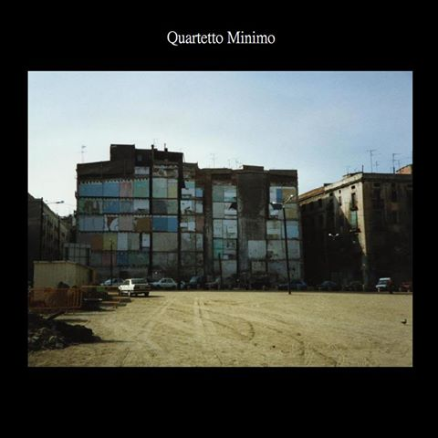 Quartetto Minimo debut album cover image