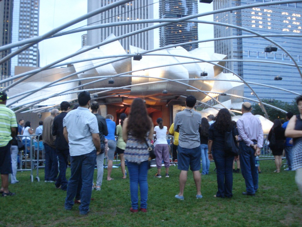 Chicago Jazz Fest - Unseen Stage