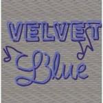 """Harrison Bankhead - """"Velvet Blue"""""""