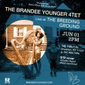 "Brandee Younger 4tet - ""Live at the Breeding Ground"""