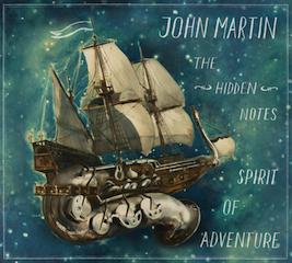 "John Martin - ""Spirit of Adventure"""